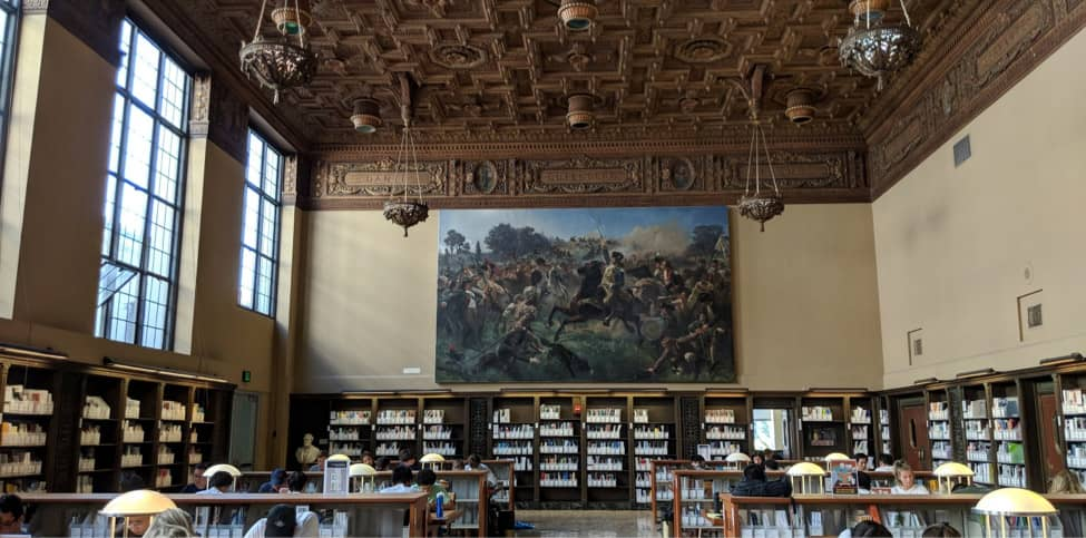 The Heyns Reading Room